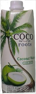 椰子汁COCOROOTS