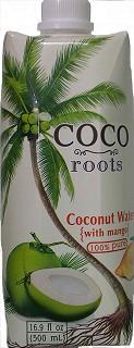 椰子芒果汁COCOROOTS